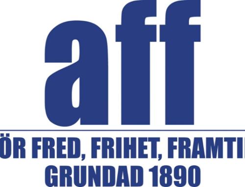 AFF bjuder in till länskonferens och årsstämma