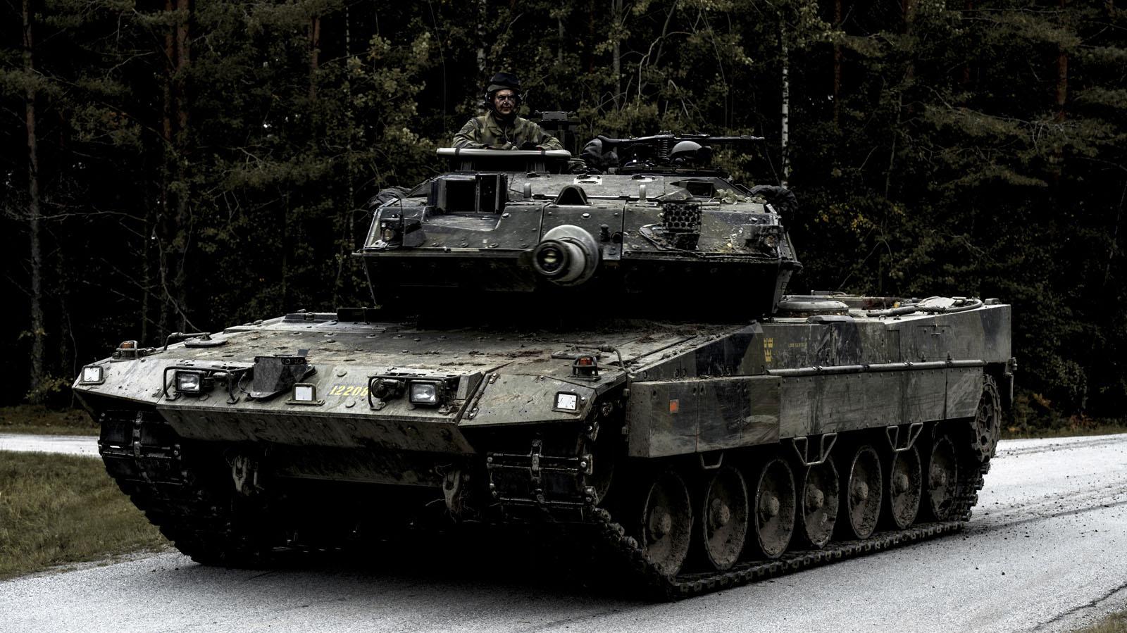 Aurora 17 har ökat Försvarsmaktens förmåga avseende nationellt försvar. Foto: Astrid Amtén Skage, Försvarsmakten