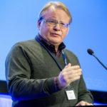 På försvarsminister Peter Hultqvists engagemang går det inte att ta miste. Foto: Ulf Palm.