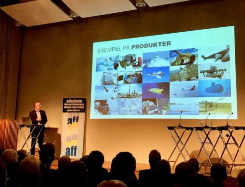 Försvarsindustrins betydelse för svensk försvarsförmåga