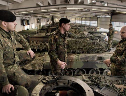 Om konsekvenserna för Europas försvar i skuggan av Coronapandemin