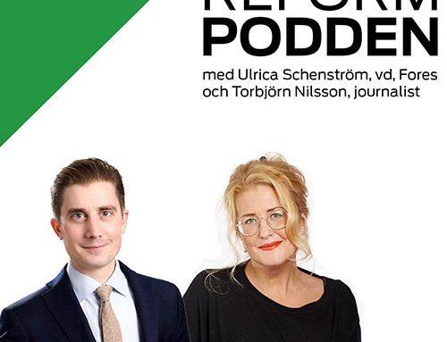 Anna Wieslander medverkar i Reformpodden