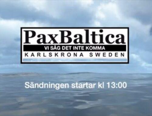Pax Baltica 2020 – Vi såg det inte komma